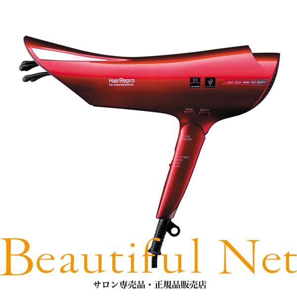 アデランス ヘアリプロ N-LED SONIC ヘアドライヤー イタリアンレッド【ADERANS】正規品 スキャルプ プラズマクラスター