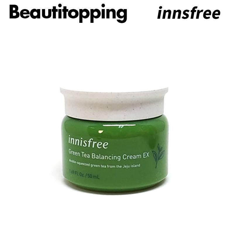 イニスフリー INNISFREE INNIS FREE GREEN TEA SEED 基礎化粧品 グリーンティーシード 韓国コスメ EX 大人気 スキンケア 新作 バランシングクリーム 海外通販