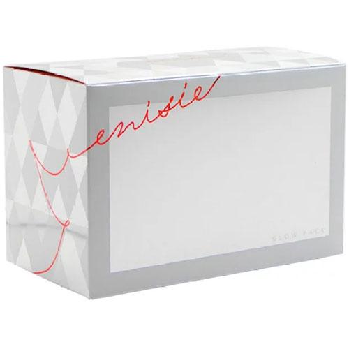 リズム正規品 エニシー グローパック 炭酸ガスパック メーカー公式ショップ 10回分セット 正規品 通常パッケージ 出群 ENISIE フェイシャルジェルパック 10回分 あす楽