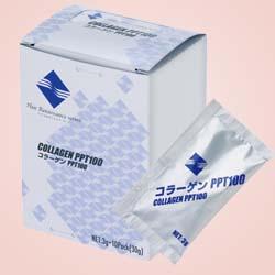 引き出物 新感覚の混ぜる粉末添加剤 シャンプー 水等にまぜて使用できるコラーゲンパウダー 3g×10包 激安☆超特価 コラーゲンPPT100