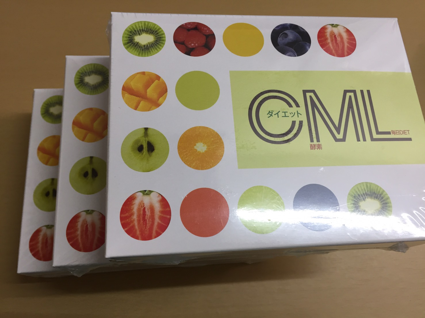 CML多麹菌酵素 CML国際貿易 3個セット
