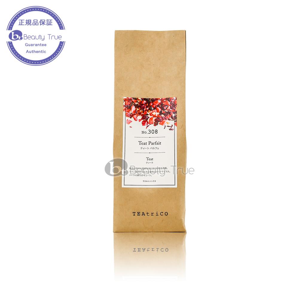 TEAtriCO 安い 激安 プチプラ 高品質 ティート パルフェ 50g 優雅なティータイムを演出 送料無料 定価の67%OFF 本州 四国限定 ティートリコ お茶 ディティールズ tea No.308 torico フルーツティー ティー