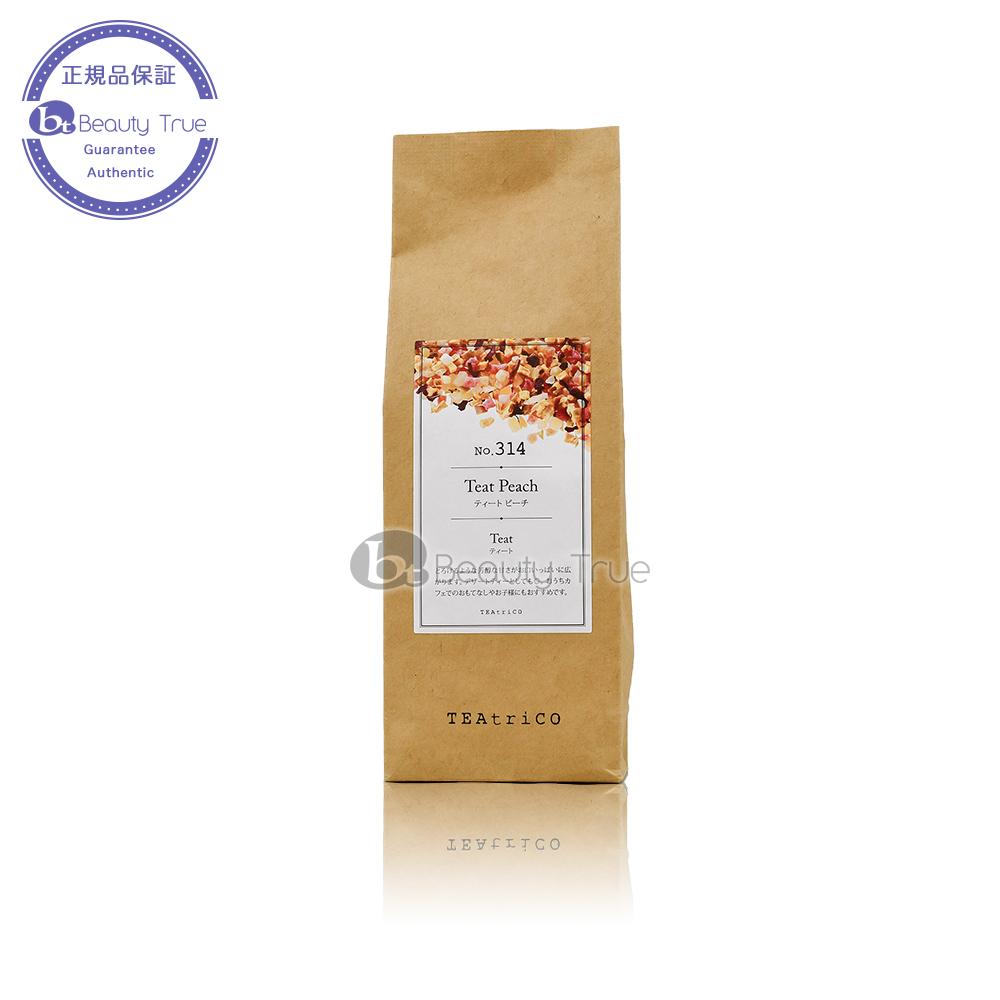 ティートリコ ティート ピーチ No.314 50g (TEAtriCO) お茶 ティー フルーツティー tea torico ディティールズ P11Sep16