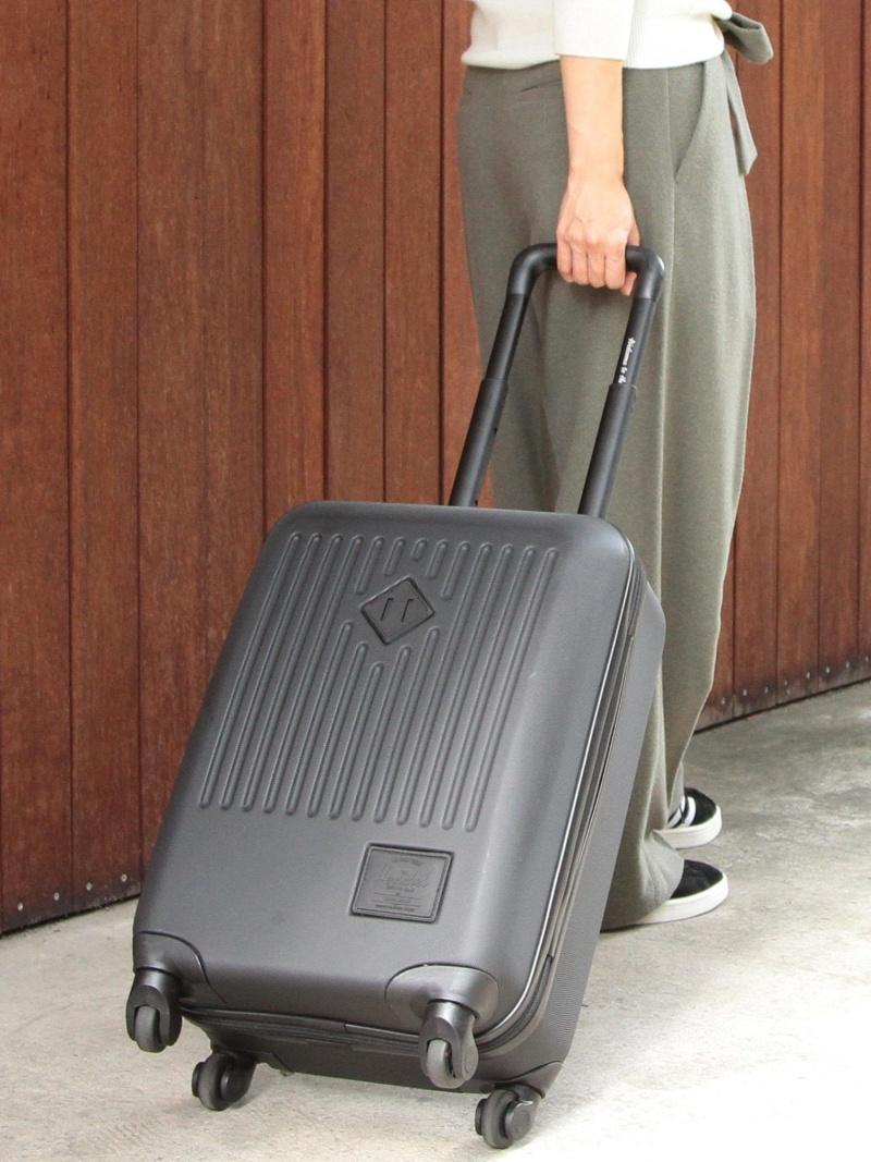 [Rakuten BRAND AVENUE]【WEB限定】<Herschel Supply>∴TRADE SMALL 40L/スーツケース BEAUTY & YOUTH UNITED ARROWS ビューティ&ユース ユナイテッドアローズ バッグ【送料無料】