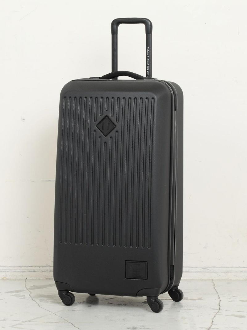 [Rakuten BRAND AVENUE]【WEB限定】<Herschel Supply>∴TRADE LARGE 92L/スーツケース BEAUTY & YOUTH UNITED ARROWS ビューティ&ユース ユナイテッドアローズ バッグ【送料無料】