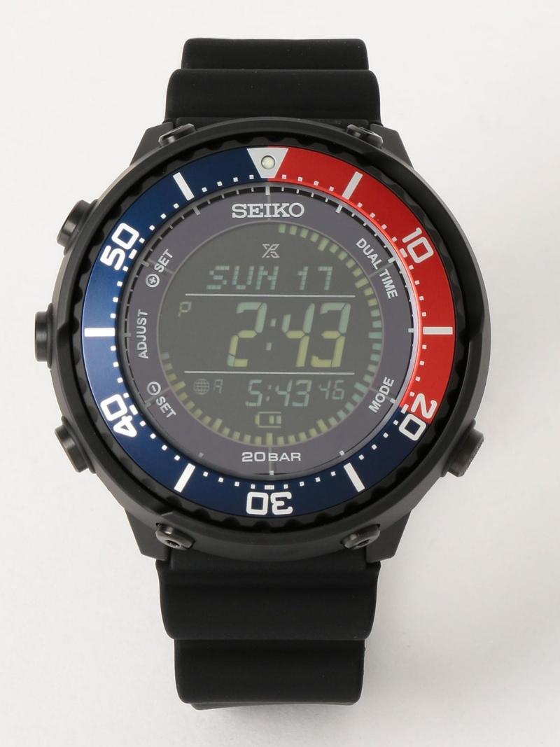 [Rakuten BRAND AVENUE]<SEIKO(セイコー)> PROSPEX S802 II/腕時計 BEAUTY & YOUTH UNITED ARROWS ビューティ&ユース ユナイテッドアローズ ファッショングッズ【送料無料】