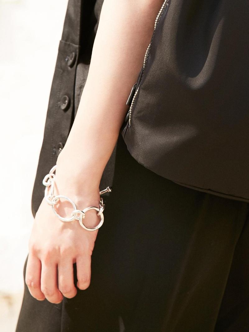 [Rakuten Fashion]<VELATTI>リングブレスレット BEAUTY & YOUTH UNITED ARROWS ビューティ&ユース ユナイテッドアローズ アクセサリー ブレスレット シルバー【送料無料】