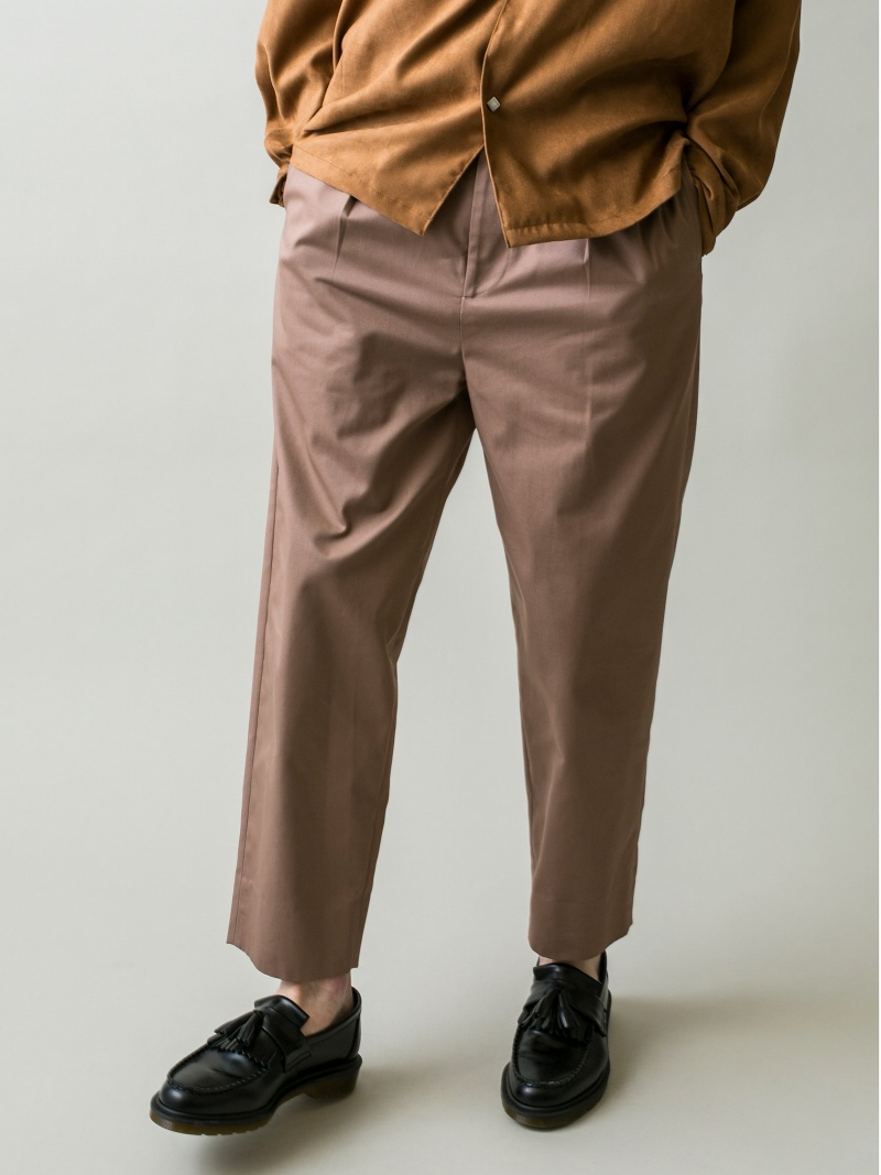 [Rakuten BRAND AVENUE]<monkey time> TC TWILL WIDE 1P PANTS/ワイドパンツ BEAUTY & YOUTH UNITED ARROWS ビューティ&ユース ユナイテッドアローズ パンツ/ジーンズ【送料無料】