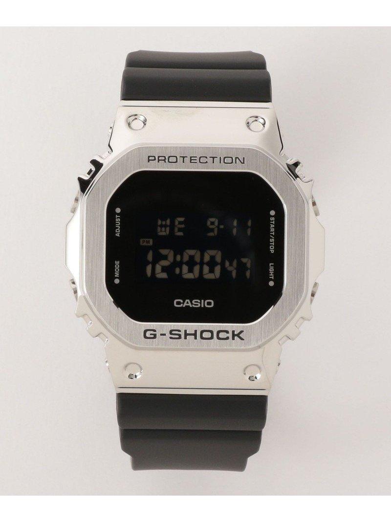 [Rakuten Fashion]<G-SHOCK>GM-5600-1JF/腕時計 BEAUTY & YOUTH UNITED ARROWS ビューティ&ユース ユナイテッドアローズ ファッショングッズ 腕時計 シルバー【送料無料】