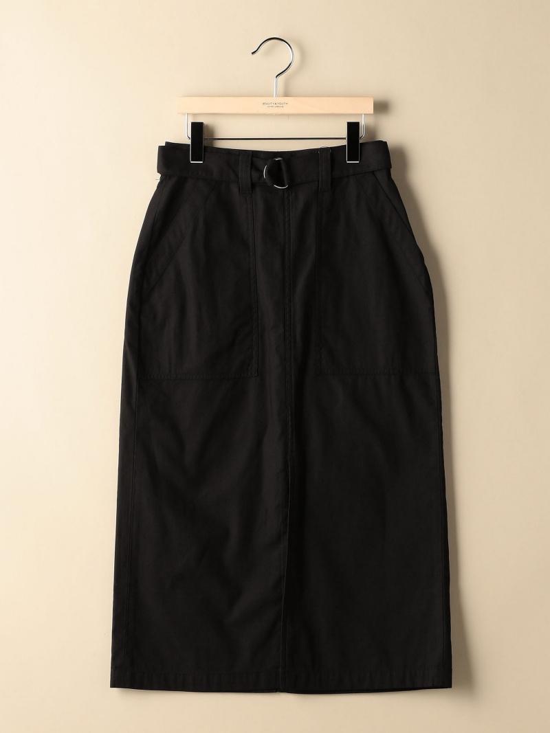 [Rakuten BRAND AVENUE]【別注】<GUNG HO>ベイカースカート BEAUTY & YOUTH UNITED ARROWS ビューティ&ユース ユナイテッドアローズ スカート【送料無料】