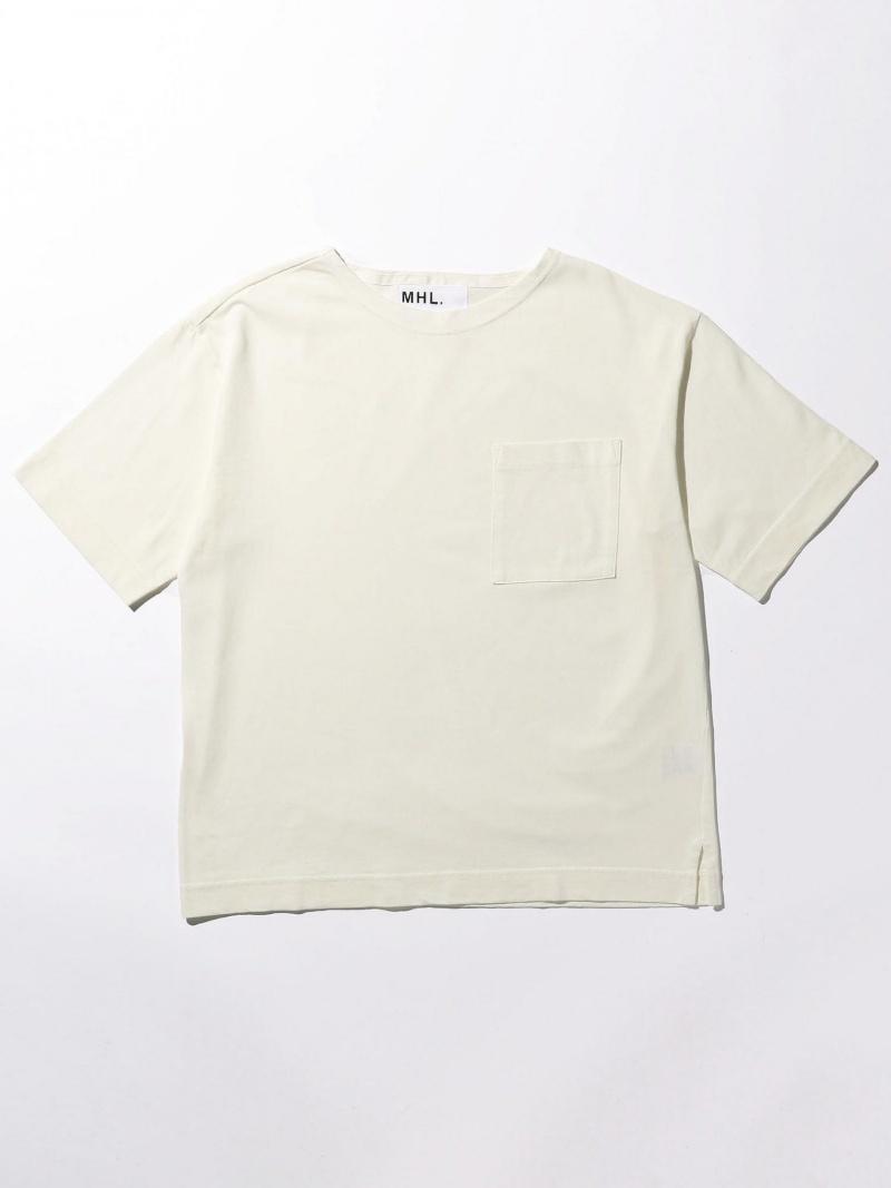[Rakuten BRAND AVENUE]<MHL.> 1POCKET TEE/Tシャツ BEAUTY & YOUTH UNITED ARROWS ビューティ&ユース ユナイテッドアローズ カットソー【送料無料】