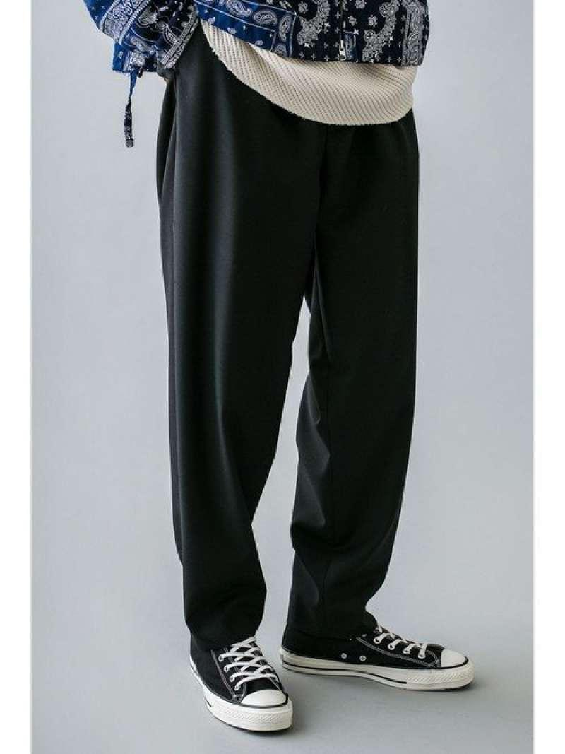 [Rakuten Fashion]<monkeytime>TWTWILLWIDE1PPANTS/ワイドパンツ BEAUTY & YOUTH UNITED ARROWS ビューティ&ユース ユナイテッドアローズ パンツ/ジーンズ フルレングス ブラック ブラウン【送料無料】