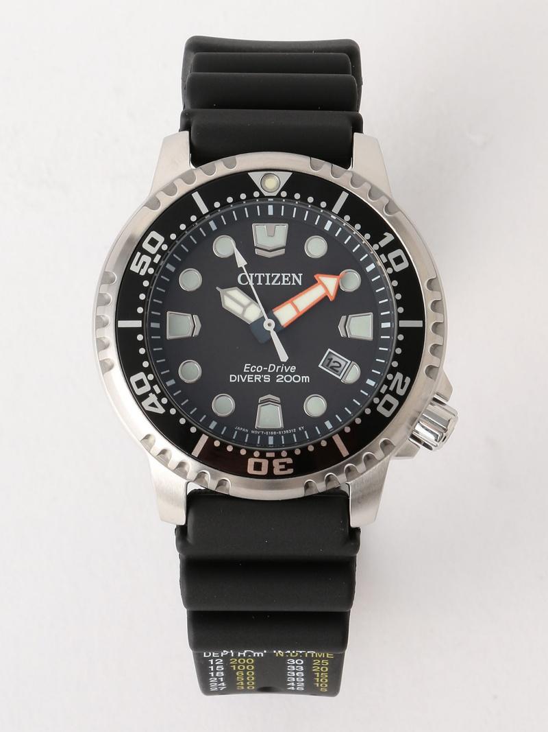 [Rakuten BRAND AVENUE]<CITIZEN(シチズン)> Eco-D Pro Diver/腕時計 BEAUTY & YOUTH UNITED ARROWS ビューティ&ユース ユナイテッドアローズ ファッショングッズ【送料無料】