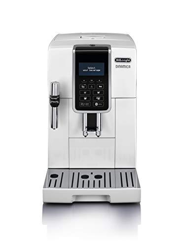 アドバンスモデル セールSALE%OFF デロンギ DeLonghi コンパクト全自動コーヒーメーカー 特価 ホワイト ECAM35035W ディナミカ ミルク泡立て手動
