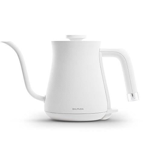 数量限定アウトレット最安価格 バルミューダ 電気ケトル ザ ポット ホワイト K02A-WH 上品 The BALMUDA Pot