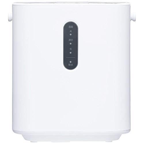人気商品 KA-Y45-W グランホワイト 激安特価品 スチームファン加湿器 450ml タンク4.0L 木造8畳 h