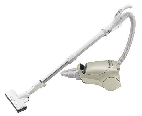 パナソニック 紙パック式掃除機 [ギフト/プレゼント/ご褒美] 予約販売品 MC-PA120G-N シャンパンゴールド