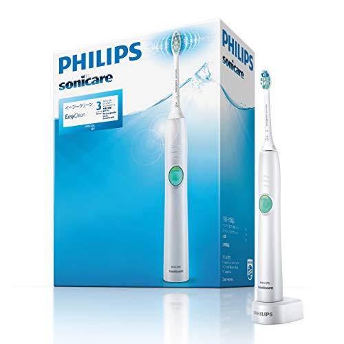 至上 2016年発売モデル フィリップス ソニッケアー イージークリーン 電動歯ブラシ ホワイト 送料0円 01 HX6551