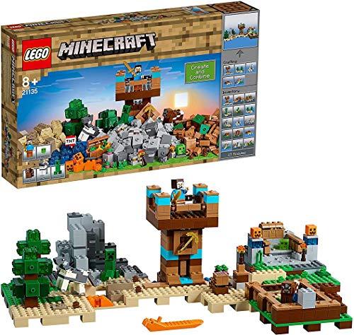 レゴ 商品 LEGO 全品最安値に挑戦 マインクラフト 2.0 21135 クラフトボックス