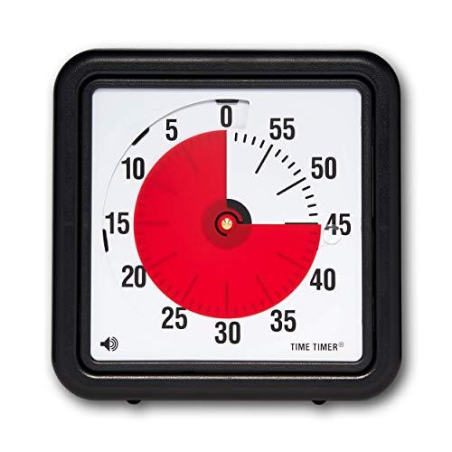 正規品 安心の実績 高価 買取 強化中 TIME 超歓迎された TIMER タイムタイマー TTA1-W 60分 19cm 時間管理