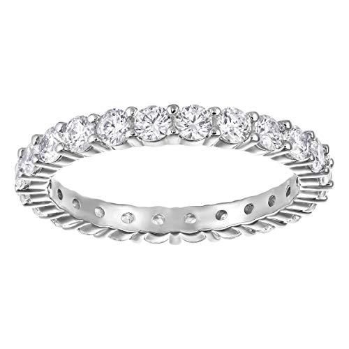 Swarovski スワロフスキー 倉庫 Vittore XL クリアストーン リング 指輪 開店祝い