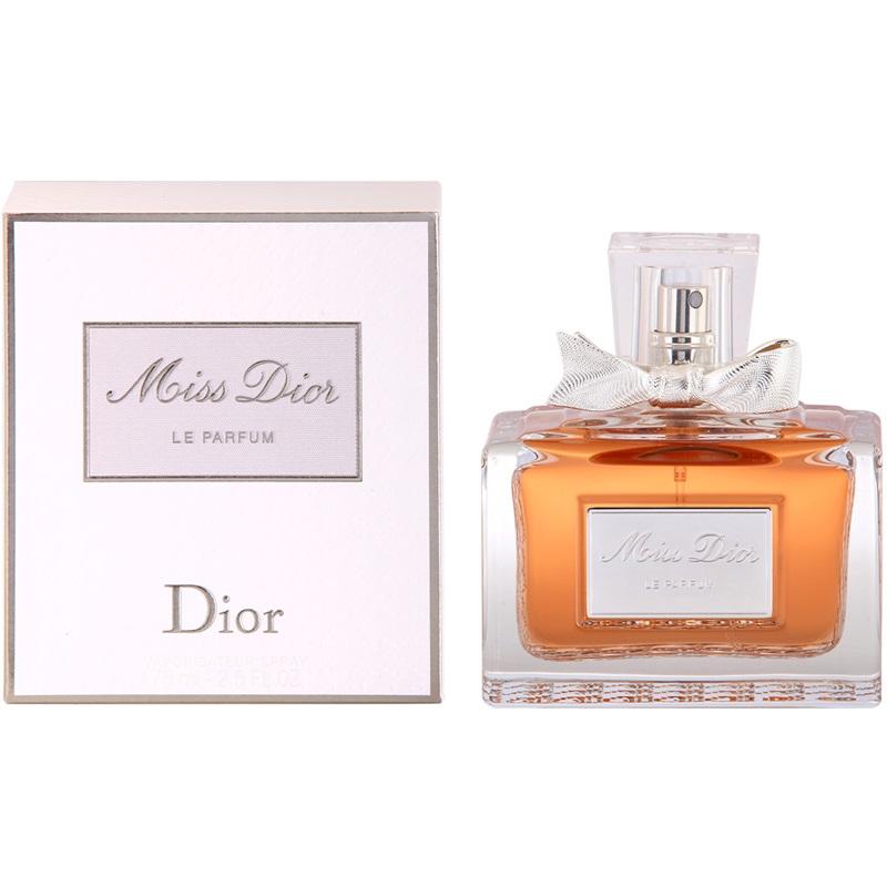 クリスチャンディオール Christian Dior ミス ディオール ル パルファム 75ml SP