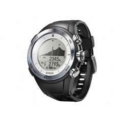 【3000円offクーポン(要獲得) 木曜日6時間20名様限定】 【送料無料】 WristableGPS for Trek(リスタブルGPSフォートレック) MZ-500S GPSアウトドアウォッチ [カラー:シルバー] #MZ500S 【エプソン: スポーツ・アウトドア ジョギング・マラソン ギア】【EPSON】