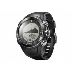 【エプソン】 WristableGPS for Trek(リスタブルGPSフォートレック) MZ-500B GPSアウトドアウォッチ [カラー:ブラック] #MZ500B 【スポーツ・アウトドア:ジョギング・マラソン:ギア】