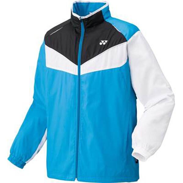 【ヨネックス】 スポーツウェア 裏地付ユニウィンドウォーマーシャツ 70049 [カラー:ビビットブルー] [サイズ:L] #70049-474 【スポーツ・アウトドア:テニス:メンズウェア:ジャージ:アウター】