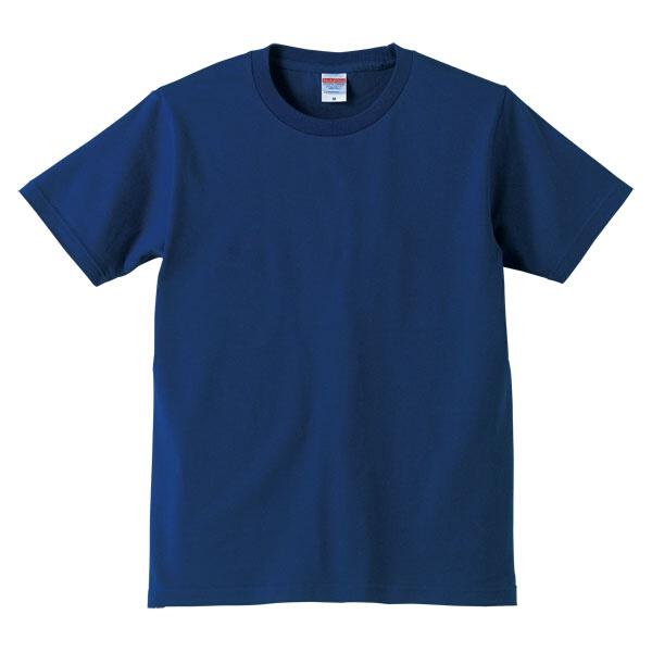 5.0オンス レギュラーフィットTシャツ(キッズ) カラー [カラー:ナイトブルー] [サイズ:150] #5401-02C-90