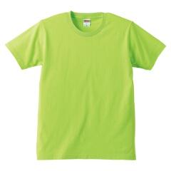 5.0オンス レギュラーフィットTシャツ(アダルト) カラー [カラー:ライムグリーン] [サイズ:XXL] #5401-01CX-36