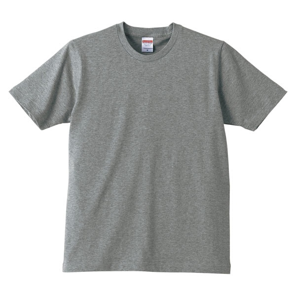 5.0オンス レギュラーフィットTシャツ(キッズ) カラー [カラー:ヘザーグレー] [サイズ:140] #5401-02C-714