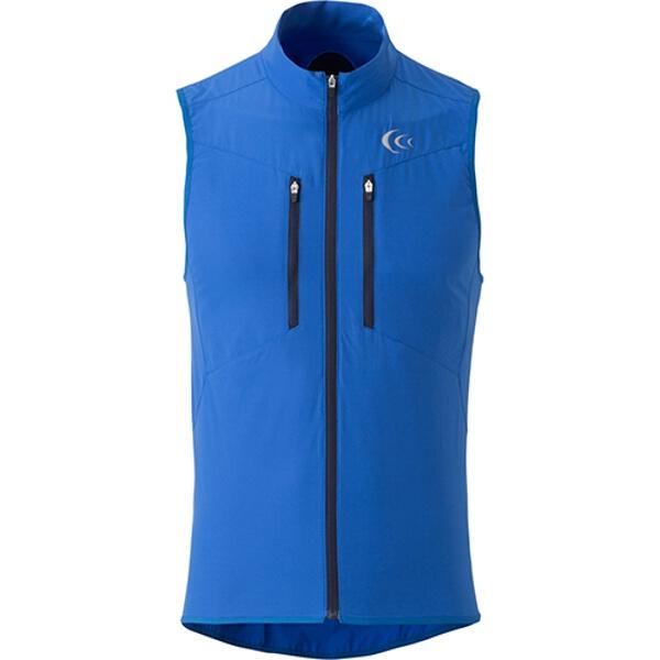 【シースリーフィット】 フレックスベスト(メンズ) [カラー:ブルー] [サイズ:XL] #3F35303-B 【スポーツ・アウトドア:その他雑貨】