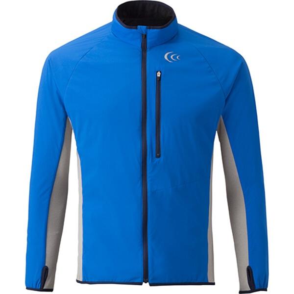 【シースリーフィット】 ウォームライニングジャケット(メンズ) [カラー:ブルー] [サイズ:M] #3F35304-B 【スポーツ・アウトドア:スポーツ・アウトドア雑貨】