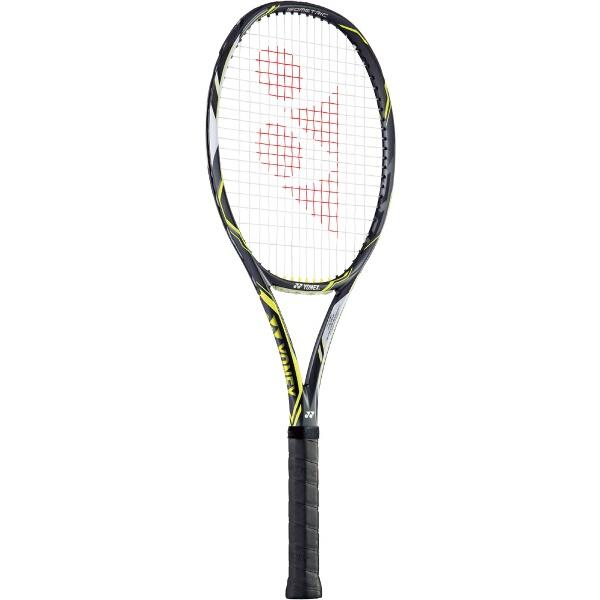 【ヨネックス】 テニスラケット(硬式用) Eゾーン ディーアール 98 [カラー:ダークガン×ライム] [サイズ:LG2] #EZD98-286 【スポーツ・アウトドア:テニス:ラケット】