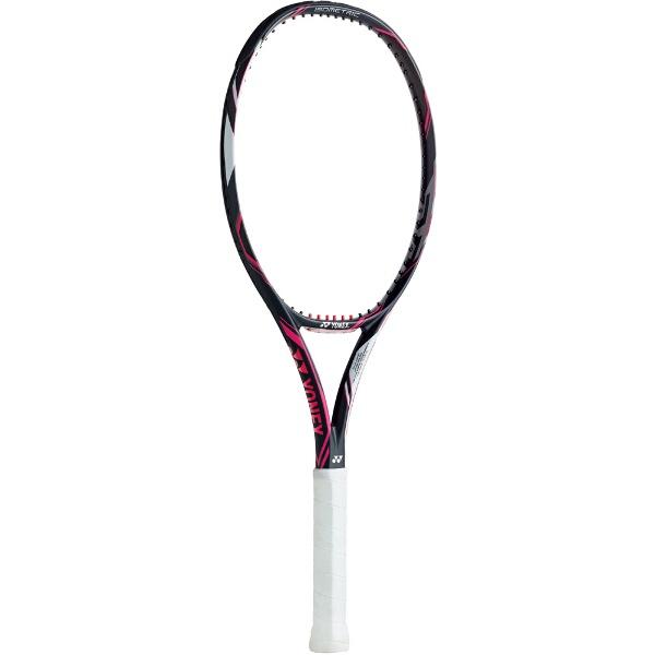 【ヨネックス】 テニスラケット(硬式用) Eゾーン ディーアール ライト [カラー:ダークガン×ピンク] [サイズ:G1] #EZDL-794 【スポーツ・アウトドア:テニス:ラケット】