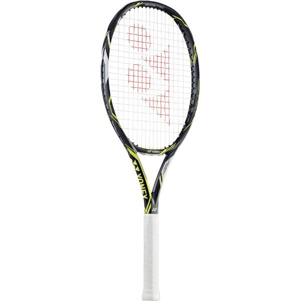 【1500円以上購入で200円クーポン(要獲得) 11/22 9:59まで】 【送料無料】 テニスラケット(硬式用) Eゾーン ディーアール 108 [カラー:ダークガン×ライム] [サイズ:G1] #EZD108-286 【ヨネックス: スポーツ・アウトドア テニス ラケット】【YONEX】