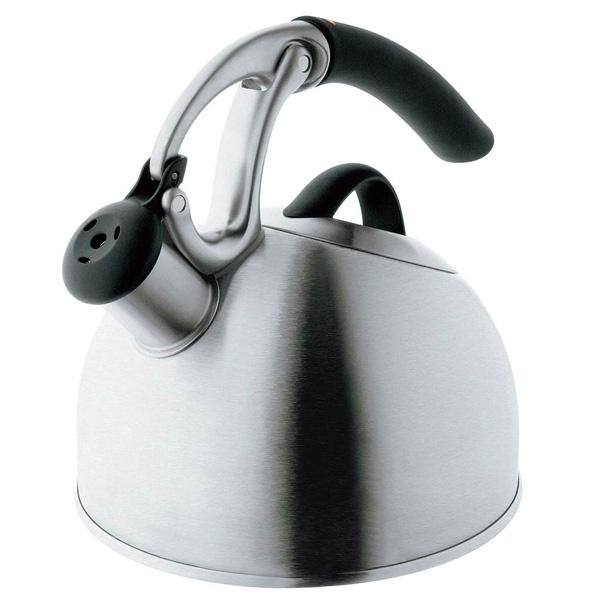 【オクソ―】 OXO ステンレス アップリフトケトル つや消し 1.9L 1070226 【キッチン用品:調理用具・器具:やかん(ケトル)】