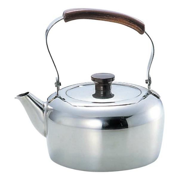 【江部松商事】 PM 18-8 ケットル 4.0L 【キッチン用品:調理用具・器具:やかん(ケトル)】【PM 18-8 ケットル】