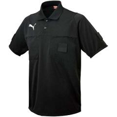 【プーマ】 半袖レフリーシャツ [カラー:ブラック] [サイズ:S] #903305-01 【スポーツ・アウトドア:その他雑貨】
