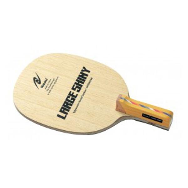 【ニッタク】 ラージシャイニ― R ラージボール用卓球ラケット #NC-0189 【スポーツ・アウトドア:卓球:ラケット】