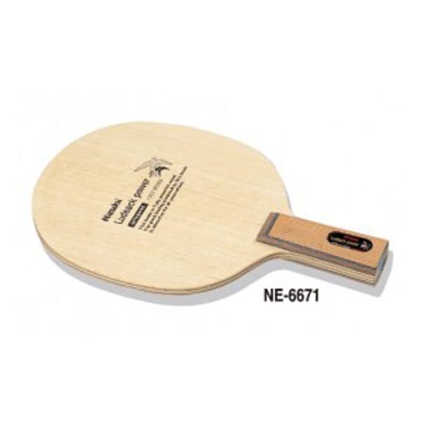【ニッタク】 ルデアックパワ― C 卓球ラケット #NE-6671 【スポーツ・アウトドア:その他雑貨】