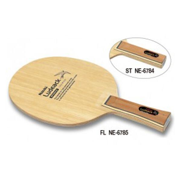 【ニッタク】 ルデアック FL 卓球ラケット #NE-6785 【スポーツ・アウトドア:スポーツ・アウトドア雑貨】