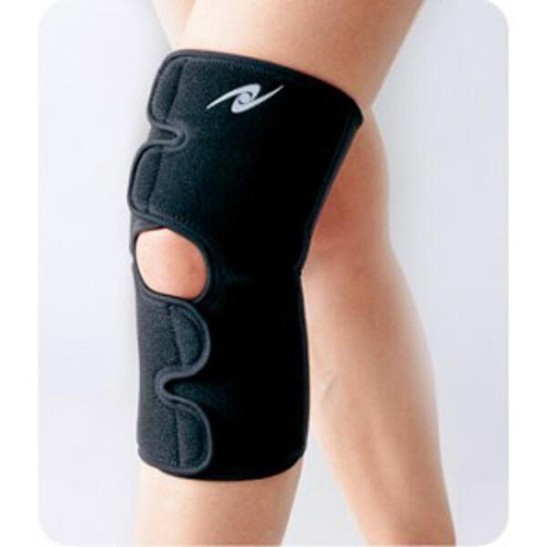 【ニッタク】 膝サポータ― [カラー:ブラック] [サイズ:M] #NL-9615-71 1個入り 【スポーツ・アウトドア:スポーツウェア・アクセサリー:スポーツケア用品:サポーター】