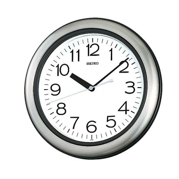【5%off+最大3000円offクーポン(要獲得) 6/12 9:59まで】 【送料無料】 セイコー 掛時計 キッチン&バスクロック KS463S 【セイコー: インテリア・寝具・収納 時計 掛け時計】【SEIKO】