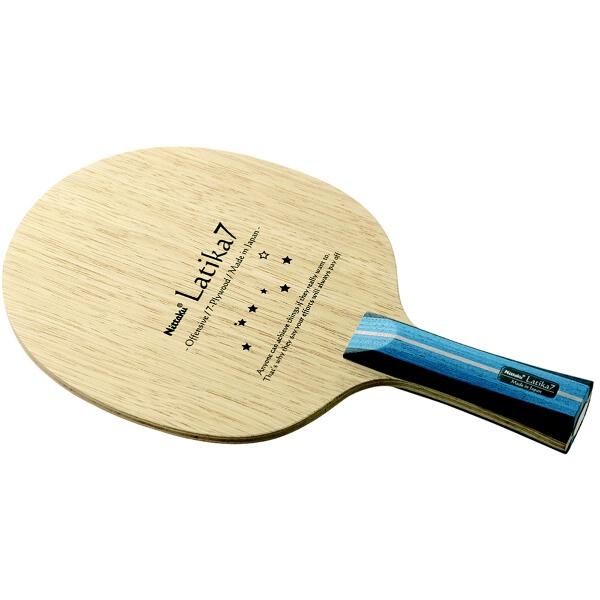 【ニッタク】 ラティカ7 FL 卓球ラケット #NE-6136 【スポーツ・アウトドア:卓球:ラケット】