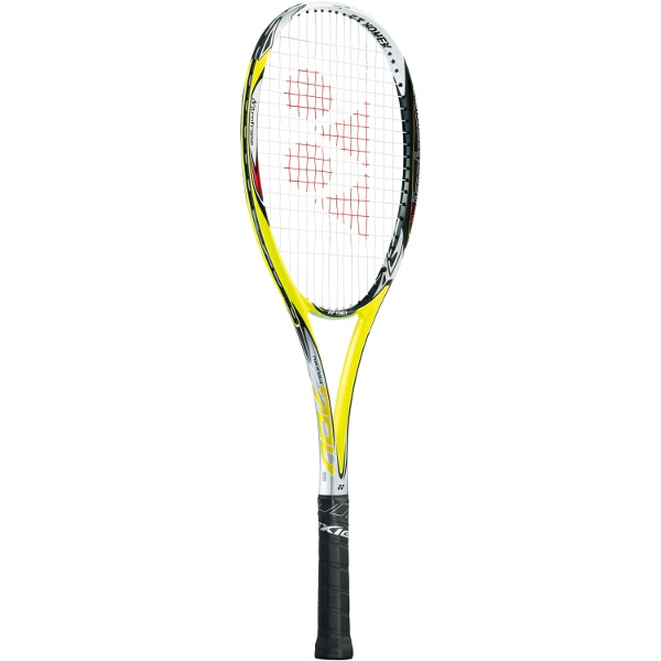 【3000円offクーポン(要獲得) 木曜日6時間20名様限定】 【送料無料】 ネクシーガ70V ソフトテニスラケット(ガットなし) [カラー:シトラスイエロー] [サイズ:UL1] #NXG70V-440 【ヨネックス: スポーツ・アウトドア テニス ラケット】【YONEX】