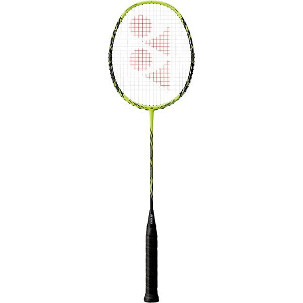 【ヨネックス】 バドミントンラケット ナノレイ Z-スピード [カラー:ライムイエロー] [サイズ:3U4] #NR-ZSP-500 【スポーツ・アウトドア:バドミントン:ラケット】
