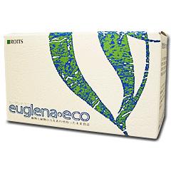 【ロッツ】 ユーグレナ・エコ 2粒×45包 【健康食品:サプリメント:食物繊維:イヌリン】