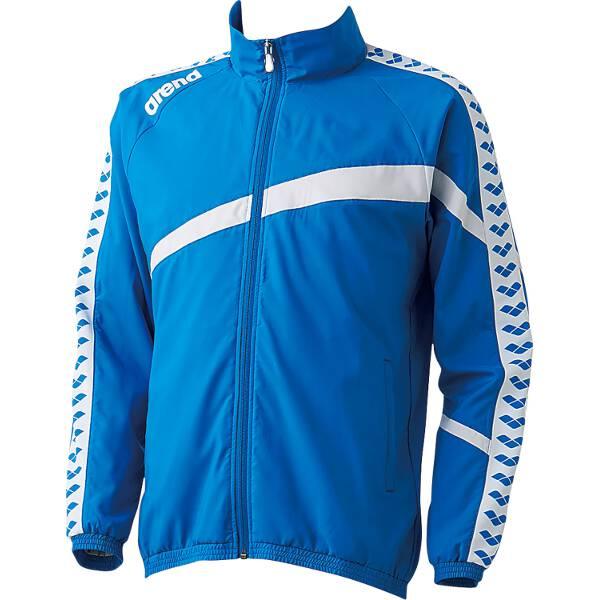 【アリーナ】 ウィンドジャケット [サイズ:L] [カラー:ブルー] #ARN-6300-BLU 【スポーツ・アウトドア:その他雑貨】
